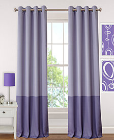 Elrene Madeline Colorblocked Blackout Panel Collection