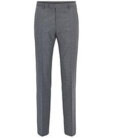 BOSS Men's Regular/Classic-Fit Stretch Dress Pants