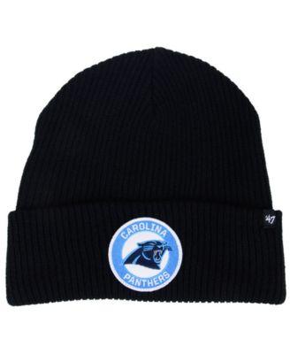 47 Brand Carolina Panthers Ice Block Cuff Knit Hat - Sports Fan Shop By  Lids - Men - Macy s 5a4e41c26de