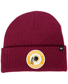 '47 Brand Washington Redskins Ice Block Cuff Knit Hat