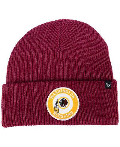 '47 Brand Washington Redskins Ice Block Cuff Knit Hat