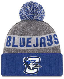 New Era Creighton Blue Jays Sport Knit Hat