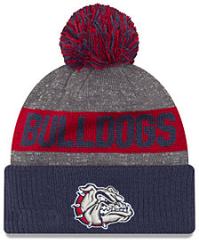 New Era Gonzaga Bulldogs Sport Knit Hat