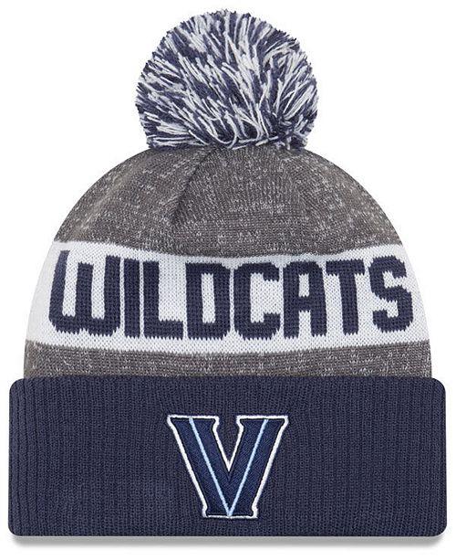 1f87b3ada4584 New Era Villanova Wildcats Sport Knit Hat   Reviews - Sports Fan ...