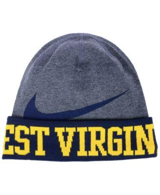 Nike West Virginia Mountaineers Training Beanie Knit Hat - Sports Fan Shop  By Lids - Men - Macy's