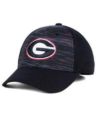 cheap for discount 00afa 66aef Top of the World Georgia Bulldogs Flash Stretch Cap - Sports Fan Shop By  Lids - Men - Macy s