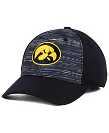 Top of the World Iowa Hawkeyes Flash Stretch Cap