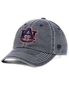 Top of the World Auburn Tigers Grinder Adjustable Cap