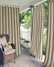 "Highland Stripe Indoor/Outdoor 50"" x 84"" Panel"