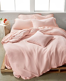 Calvin Klein Modern Cotton Julian Pink Duvet Covers
