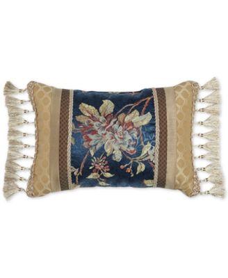 "CLOSEOUT! Calice 19"" x 13"" Boudoir Decorative Pillow"
