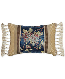 "CLOSEOUT! Croscill Calice 19"" x 13"" Boudoir Decorative Pillow"