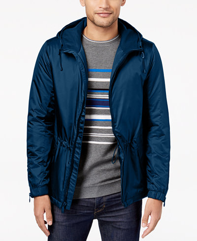 Calvin Klein Men's Lightweight Nylon Jacket