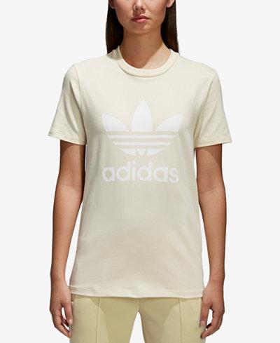 adidas Originals adicolor Cotton Trefoil T-Shirt