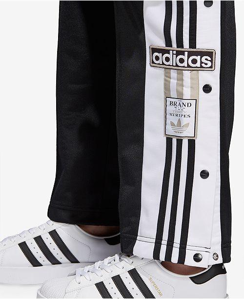 44fb265c2864d1 adidas adibreak 3-Stripe Track Pants & Reviews - Pants & Capris ...