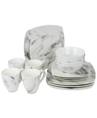 Elevate your tablescape with classic marbleized motifs on the upscale lead-free porcelain of Oneida\u0027s Moda Couture dinnerware collection.  sc 1 st  Macy\u0027s & Oneida Moda Couture Dinnerware Collection - Dinnerware - Dining ...