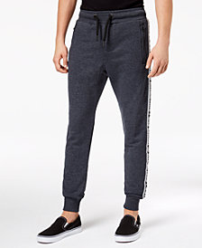 Superdry Men's Stadium Striped Jogger Pants