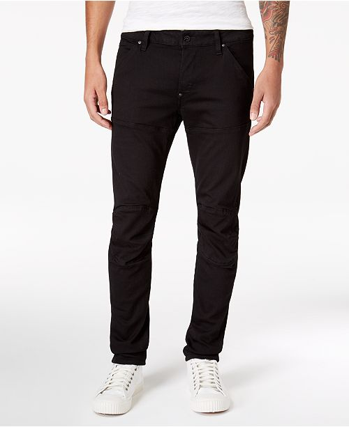 G-Star Raw Men's Slim-Fit Jeans
