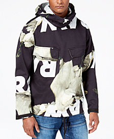 G-Star RAW Men's Goose Printed Utility Jacket