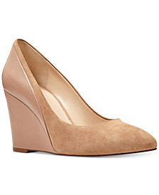Nine West Daday Wedge Pumps