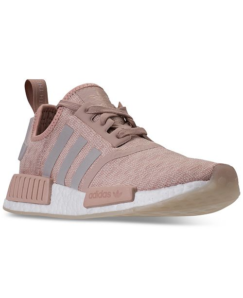 9f4766841 adidas Women s NMD R1 Casual Sneakers from Finish Line ...