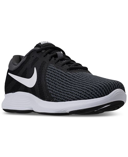 ... Nike Men s Revolution 4 Wide Width (4E) Running Sneakers from Finish ... 3f0834c94