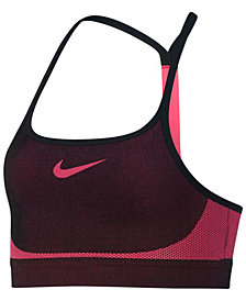 Nike Seamless Sports Bra, Big Girls