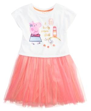 Peppa Pig LayeredLook Tutu Dress Little Girls (46X)