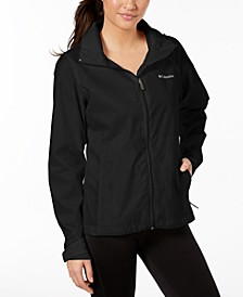 Switchback Waterproof Packable Rain Jacket