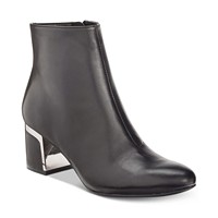 Deals on DKNY Corrie Ankle Booties
