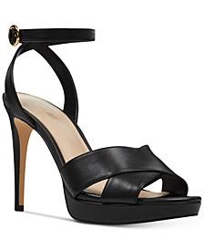 Quisha Platform Sandals