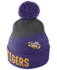 Nike LSU Tigers Champ Pom Knit Hat