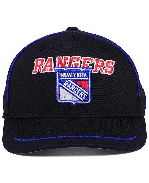 bf358665195 adidas New York Rangers Piper Adjustable Cap   Reviews - Sports Fan ...