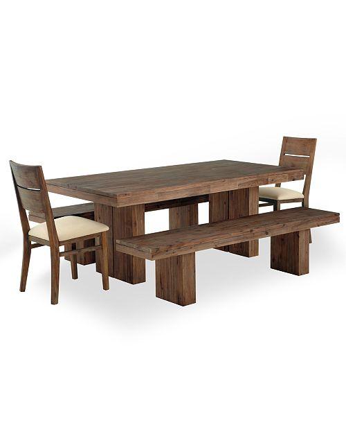 Champagne Dining Room Furniture: Furniture CLOSEOUT! Champagne Dining Room Furniture, 5