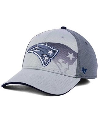'47 Brand New England Patriots Greyscale Contender Flex Cap