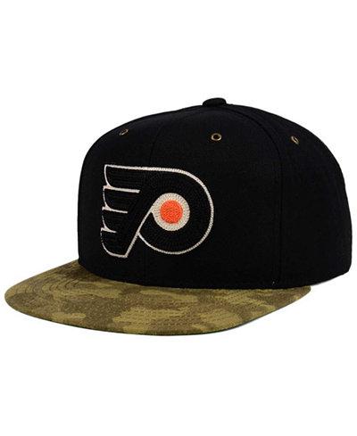 CCM Philadelphia Flyers Fashion Camo Snapback Cap