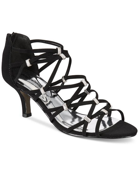 Easy Street East Street Nightingale Evening Sandals