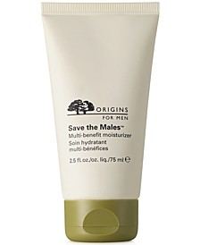 Save the Males Multi-Benefit Moisturizer 2.5 oz.