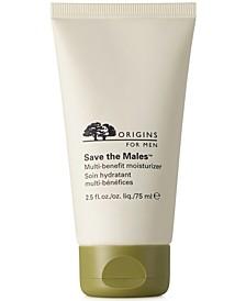 Save the Males Multi-Benefit Moisturizer 2.5 oz.