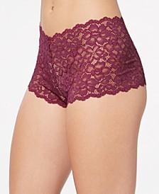 Casual Comfort Lace Boyshort Underwear DMCLBS