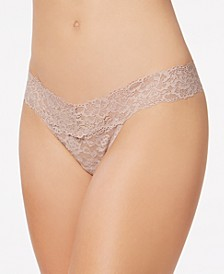 Sexy Must Have Sheer Lace Thong Underwear DMESLT