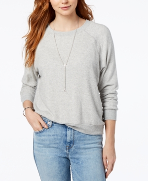 Project Social T Saw You Standing Cozy DropShoulder Top