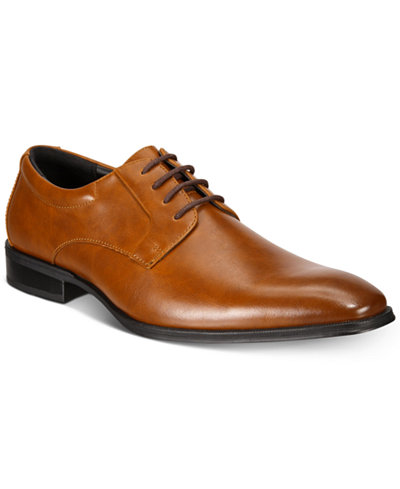 Alfani Men's Andrew Plain-Toe Derby Oxfords, Created for Macy's