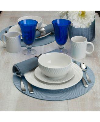 Image 2 of Pfaltzgraff Laurel 16-Pc. Dinnerware Set  sc 1 st  Macy\u0027s & Pfaltzgraff Laurel 16-Pc. Dinnerware Set - Dinnerware - Dining ...