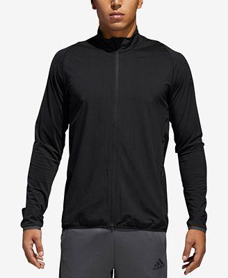 Adidas hombre 's Training Jacket Coats & Jackets hombres Macy' s