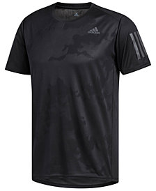 adidas Men's Response ClimaCool® Camo-Print T-Shirt