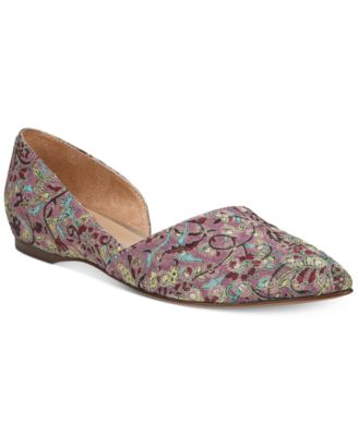 Naturalizer Lucie Flats Flats Shoes Macy S