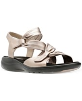 6f3ec45c2a88 Clarks Collection Women s Saylie Moon Sandals