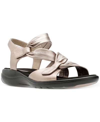 Clarks Collection Women's Saylie Moon Sandals
