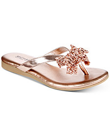 Michael Kors Demi Jell Sandals, Little Girls & Big Girls